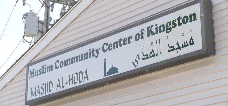ABC6: Interfaith gathering at Muslim center draws more than a hundred