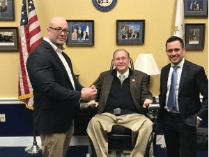 ICIT: Congressman Jim Langevin Receives the ICIT Transcend Award