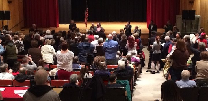 Warwick Post: Reed, Langevin, Whitehouse Meet With Kent County Residents at Coventry High