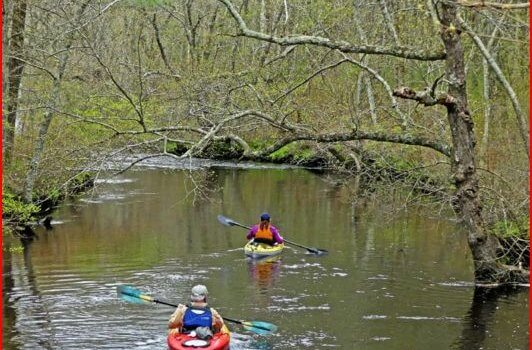 Westerly Sun: After yearslong study, region's rivers are closer to 'Wild and Scenic' designation