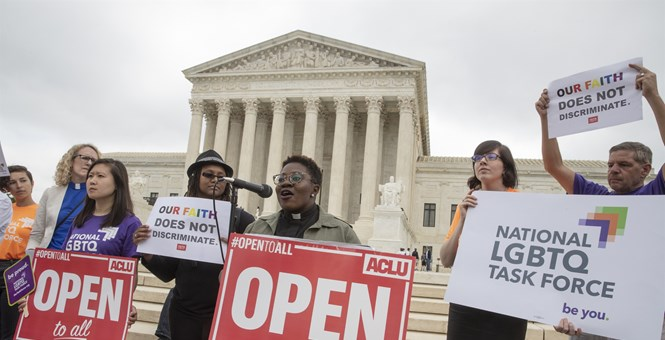 Town Hall: Lawmakers Respond To SCOTUS Ruling On Case About Gay 'Wedding' Cake