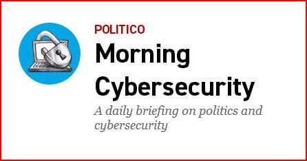 Politico: Defense policy bill nudges U.S. toward more aggressive cyber posture