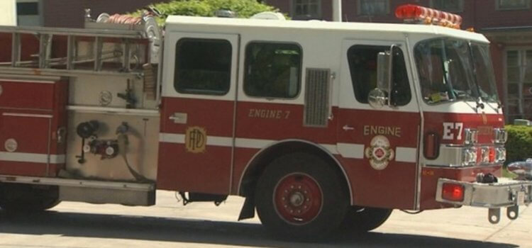WPRI: Five RI fire departments to split $3.8M federal grant