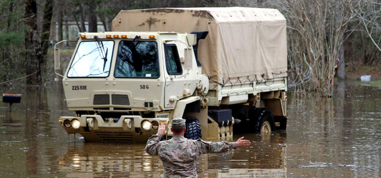 EcoWatch: The U.S. Defense Department Is Losing the Battle Against Climate Change