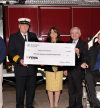 URI Today: Kingston Fire District, federal, state, URI officials celebrate $204,000 in grants