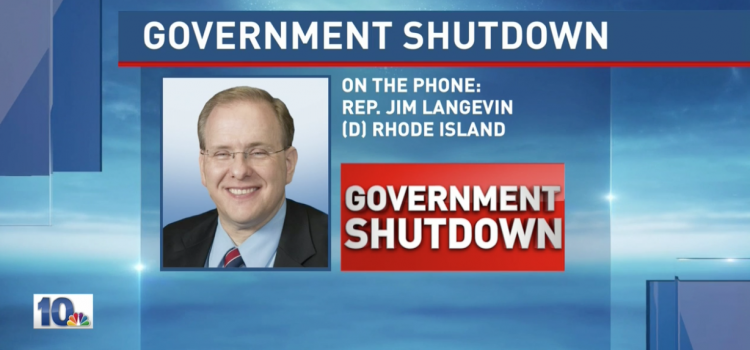 WJAR: Southern New England agencies feel effects of partial government shutdown
